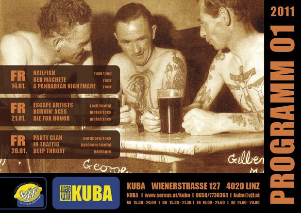 Konzert im Kuba