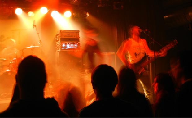 Mesh of lies – CD-Release Show im Röda 2012