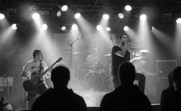 Mesh of lies – CD-Release Show @ Röda, Steyr 2012