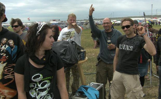 Nova Rock 2012 - Caravan Site