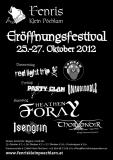 Fenris Eröffnungsfestival 26.10.2012
