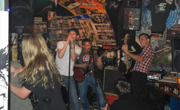 Burnside Rocktoberfest 2012 Bild 02