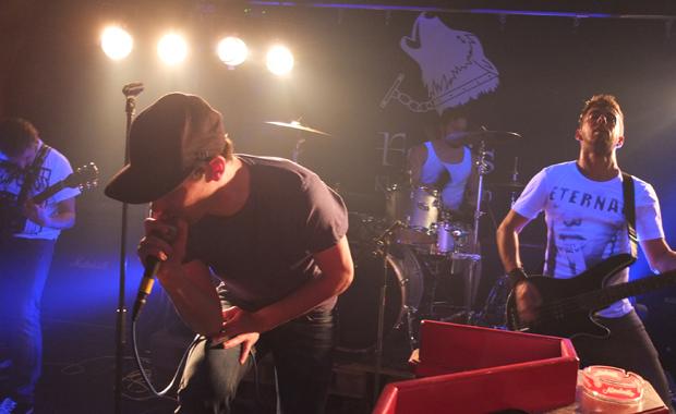 Fenris Eröffnungsfestival, 26.10.2012 Bild 02