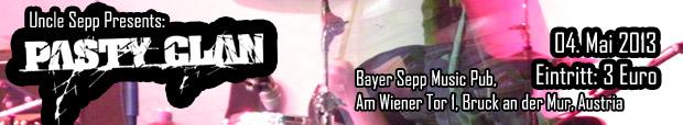 Pasty Clan im Bayer Sepp Music Pub