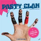Pasty Clan - Wir-Ihr-Sie-Album-Cover-Artwork